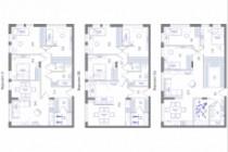 Планировка квартиры или жилого дома, перепланировка и визуализация 197 - kwork.ru
