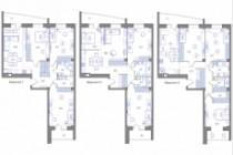Планировка квартиры или жилого дома, перепланировка и визуализация 195 - kwork.ru