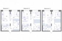 Планировка квартиры или жилого дома, перепланировка и визуализация 196 - kwork.ru