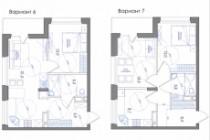 Планировка квартиры или жилого дома, перепланировка и визуализация 192 - kwork.ru