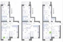 Планировка квартиры или жилого дома, перепланировка и визуализация 191 - kwork.ru
