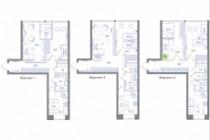 Планировка квартиры или жилого дома, перепланировка и визуализация 190 - kwork.ru