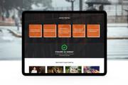 Дизайн Landing Page в PSD или Figma 35 - kwork.ru