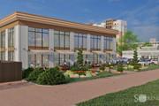 3D Визуализация коммерческих и административных зданий 14 - kwork.ru