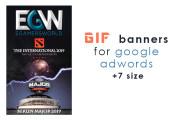 Сделаю 2 качественных gif баннера 132 - kwork.ru
