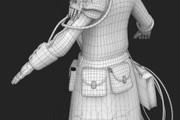 3D персонаж для игрового проекта 24 - kwork.ru