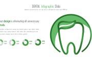 Инфографика на медицинскую тему. Шаблоны PowerPoint 37 - kwork.ru