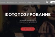Качественная копия Landing Page на Tilda 24 - kwork.ru