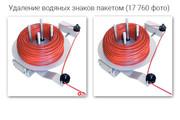 Удаление фона, дефектов, объектов 129 - kwork.ru