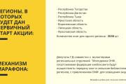 Стильный дизайн презентации 510 - kwork.ru