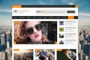 Новые премиум шаблоны Wordpress 124 - kwork.ru