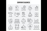 Набор инфографики. 13 тематик, 800 шаблонов, 2 пакета иконок 46 - kwork.ru