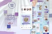 25000 шаблонов для Instagram, Вконтакте и Facebook + жирный Бонус 35 - kwork.ru