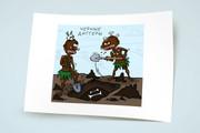 Нарисую для Вас иллюстрации в жанре карикатуры 430 - kwork.ru