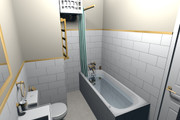 3d визуализация квартир и домов 278 - kwork.ru