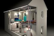 3d визуализация квартир и домов 241 - kwork.ru