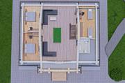 Фотореалистичная 3D визуализация экстерьера Вашего дома 296 - kwork.ru
