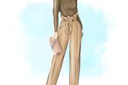 Создам fashion иллюстрацию 26 - kwork.ru