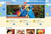 Тема Happy Kids для WordPress на русском с обновлениями и плагинами 9 - kwork.ru