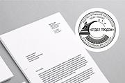 Дизайн печати, штампа в векторном формате 17 - kwork.ru