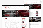 Адаптивный лендинг с индивидуальным дизайном на WordPress 77 - kwork.ru