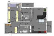 Интересные планировки квартир 141 - kwork.ru