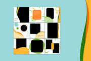 Шаблоны для Инстаграм, бесконечная лента Vintage Powder 11 - kwork.ru