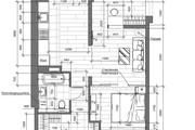Разработка 3 вариантов планировки квартиры 47 - kwork.ru