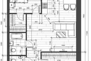 Разработка 3 вариантов планировки квартиры 46 - kwork.ru