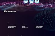 Адаптивная верстка сайта по дизайн макету 63 - kwork.ru