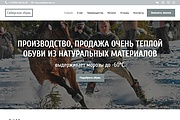 Сайт под ключ. Landing Page. Backend 534 - kwork.ru