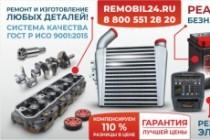 Разработаю дизайн баннера, широкоформатной продукции 8 - kwork.ru