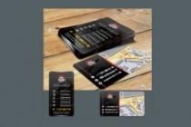 Сделаю дизайн визитки 179 - kwork.ru