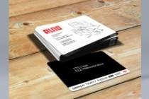 Сделаю дизайн визитки 202 - kwork.ru