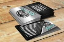 Сделаю дизайн визитки 195 - kwork.ru