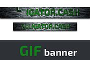 Сделаю 2 качественных gif баннера 146 - kwork.ru