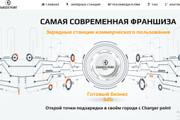 Создам лендинг на вордпресс 119 - kwork.ru