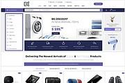 ECode многоцелевая WooCommerce тема интернет-магазина на Wordpress 5 - kwork.ru