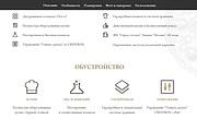 Скопирую одностраничный сайт, лендинг 68 - kwork.ru