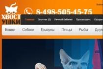 Сделаю дизайн шапки для вашего сайта 17 - kwork.ru