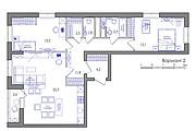 Планировка квартиры или жилого дома, перепланировка и визуализация 130 - kwork.ru