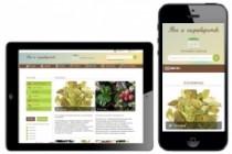 Адаптация сайта под мобильные устройства 177 - kwork.ru