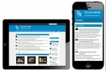 Адаптация сайта под мобильные устройства 158 - kwork.ru