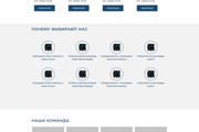 Уникальный дизайн сайта для вас. Интернет магазины и другие сайты 303 - kwork.ru