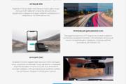Разработка Landing page LPmotor 24 - kwork.ru