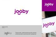 Разработка логотипа для сайта и бизнеса. Минимализм 165 - kwork.ru