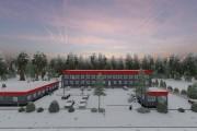 Фотореалистичная 3д визуализация экстерьера 180 - kwork.ru