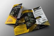 Разработка дизайна буклетов 16 - kwork.ru