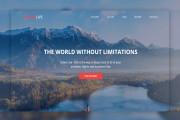 Верстка блока сайта по готовому дизайну 5 - kwork.ru