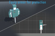 Разработка компонентов Unity 16 - kwork.ru